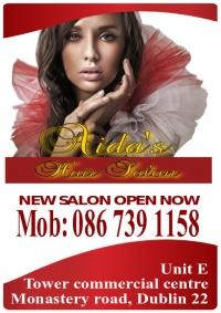 Unisex hair salon Clondalkin