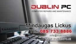 Kompiuterių priežiūros ir remonto paslaugos