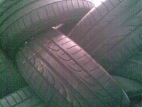 Used tyres, famous brands MICHELIN, BRIDGESTONE, CONTINENTAL, DUNLOP, GOOD YEAR. All in pairs, from 5mm.
