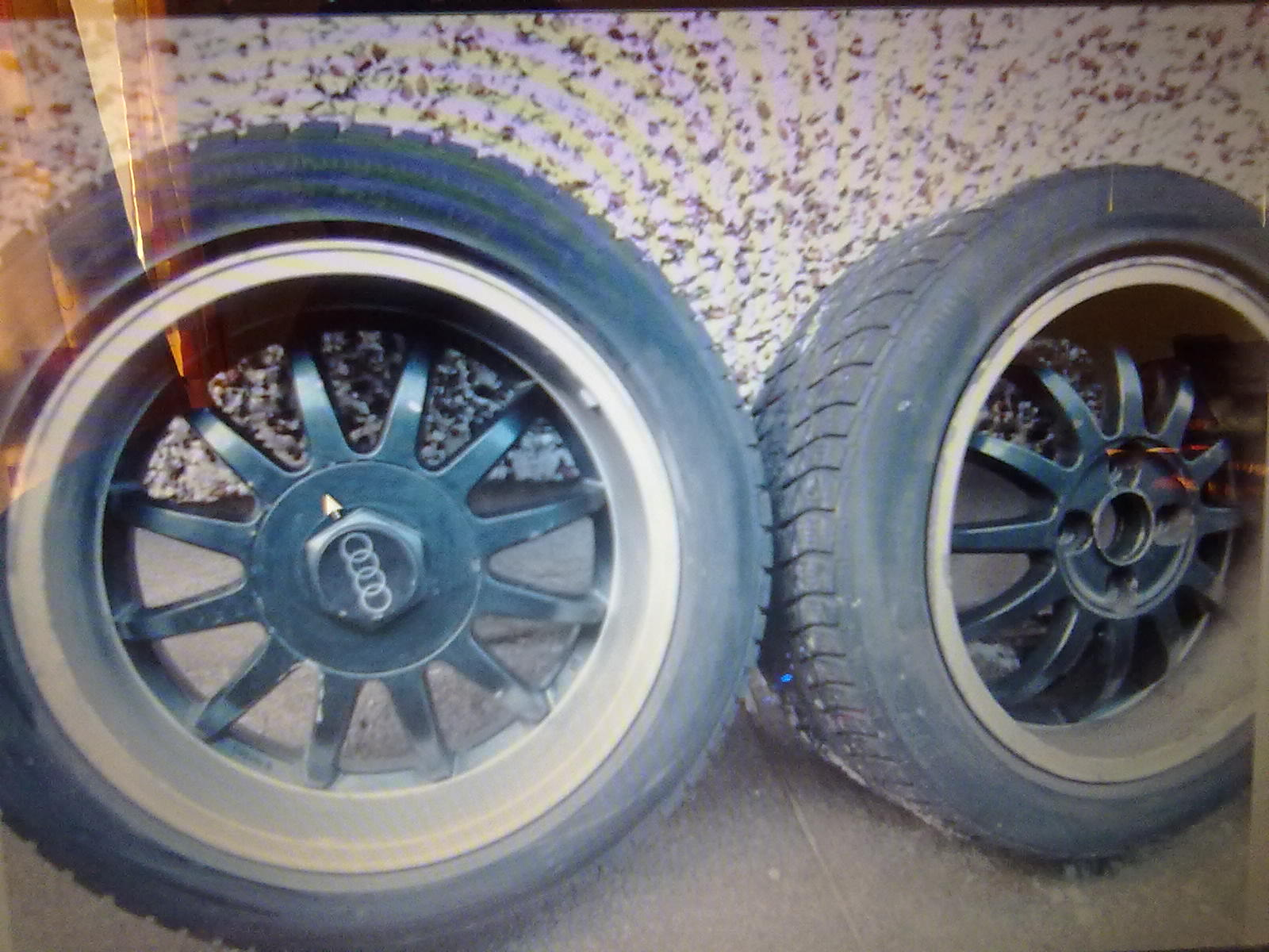 Pictures of Audi Alloy Wheels For Sale. VW OEM Alloy Wheel Database ...