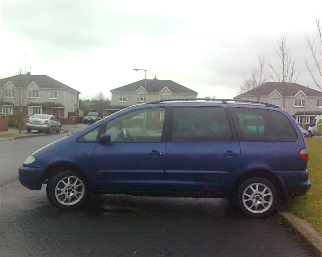 for sale ford galaxy 2000