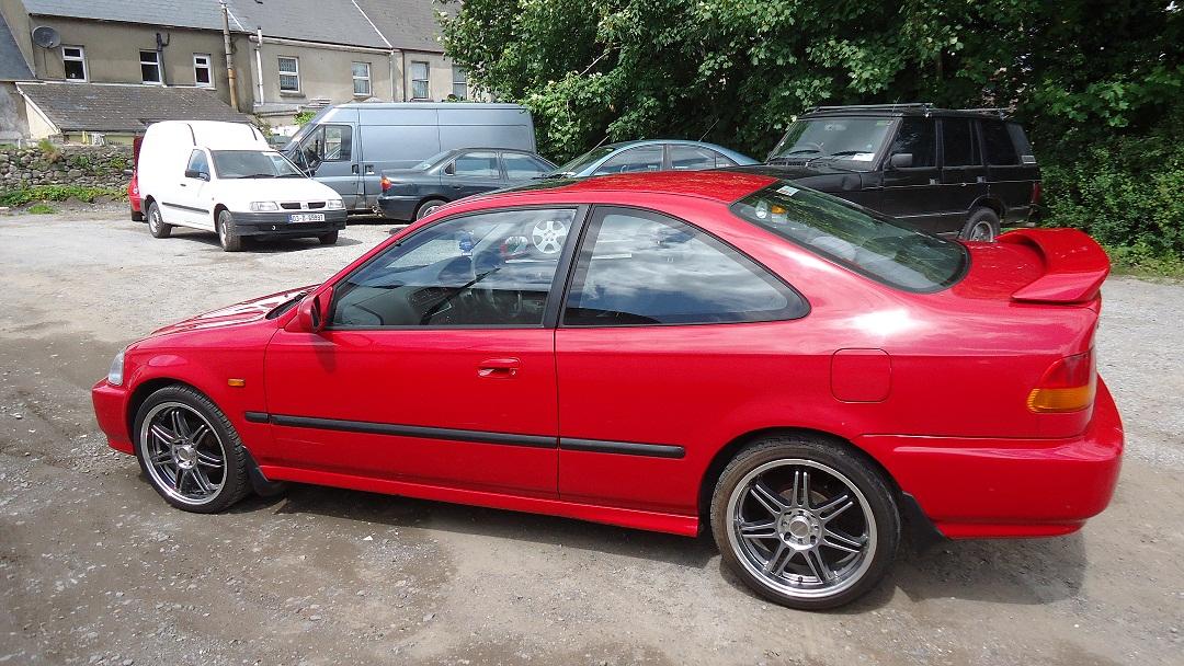 Honda civic 97 1000sADS