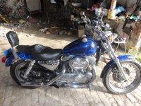 Harley Davidson motorcycle 1996