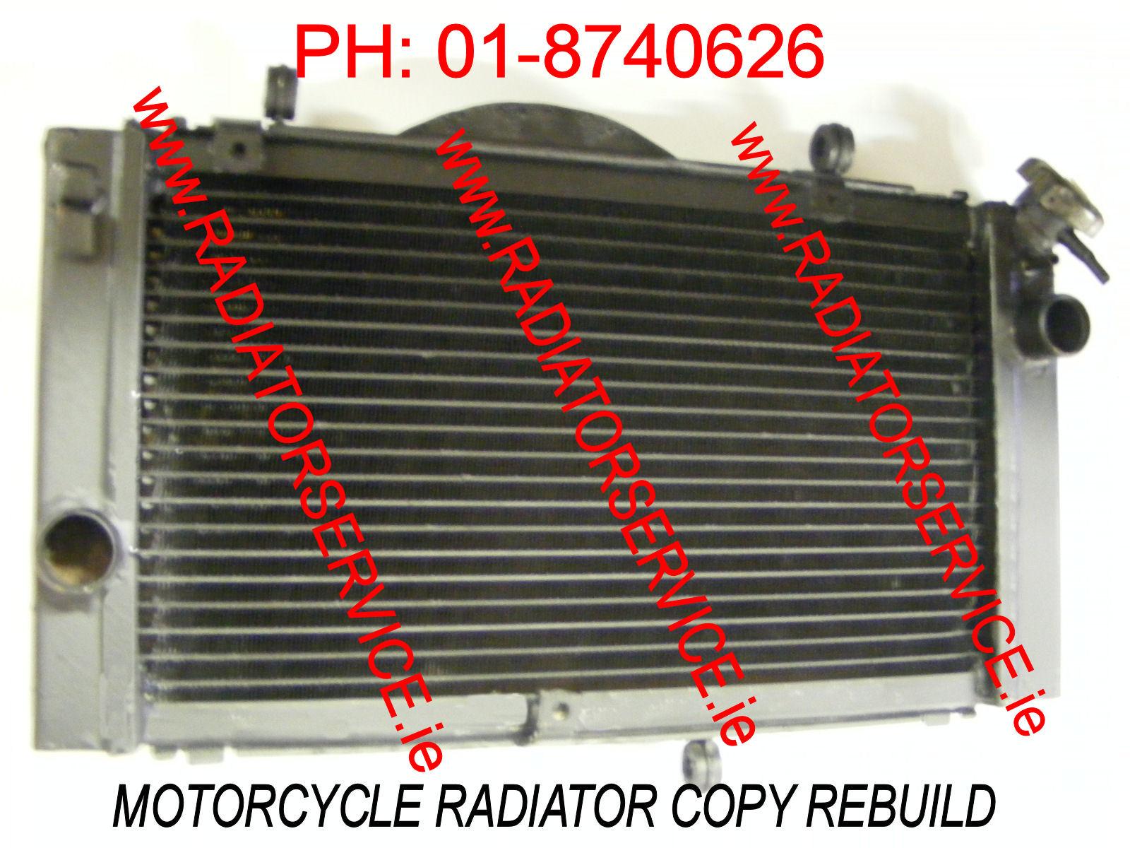 Car Radiator Repairs Scotland