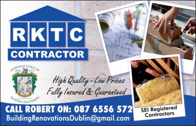 RKTC – Building Renovations Ltd