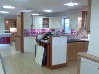 Our project Town & Country Kitchens showrooms