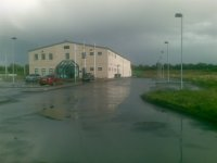 Our project St. Laurence GAA club, Calverstown