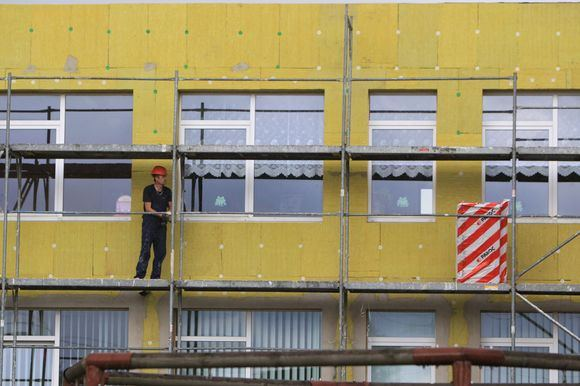 Exterior House Insulation : Exterior house insulation sads
