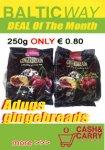 Adugs gingebreads  250g € 0.80 Baltic Way мартовские скидки
