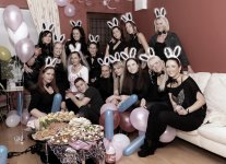 Hen Party Nights photography