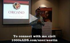 Austin O`Keeffe Ogano Gold Presentation & Coffee Tasting Dublin