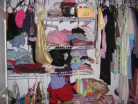 Sell unwanted clothes and shoes