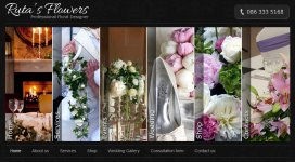 Ruta's Flowers is the online flower service