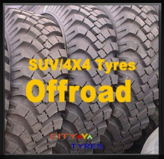 SUV/4X4 Tyres Offroad