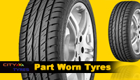 PART WORN TYRES bray co wicklow