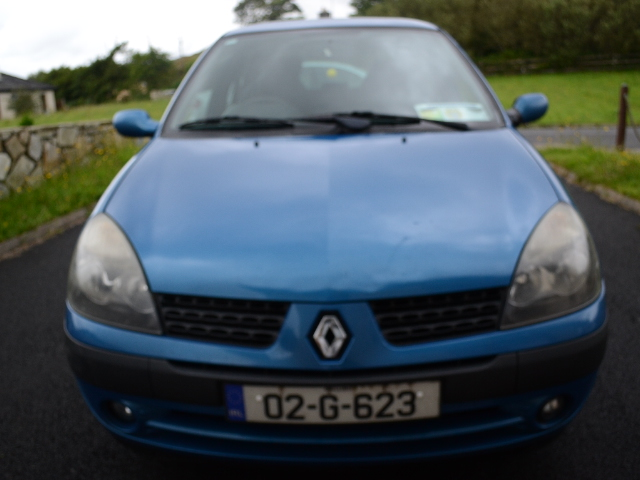 For Sale Renault Clio 2002 Galway 1,2 1000sADS
