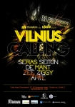 Techno Party! 1st of December @ Turks Head, Dublin, with special Dj guest from VILNIUS!