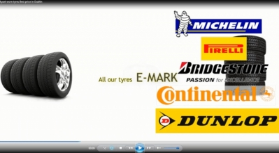 New and Part Worn Tyres Best price in Dublin