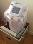 Laser equipment for beauty clinic