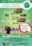 50% Off to Improve Your GOLFING skills