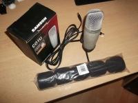 Samson C01U USB Connecting Condenser Microphone