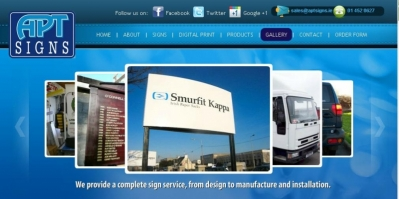 Make Your Company Signs Dublin Attractive and Effective