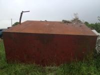 Steel tank 10 000 Ltr.