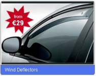 Wind Deflectors | Wheel Rims | Jump Lead