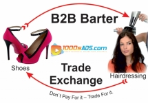 Ireland's Business to Business Barter / Trade exchange.