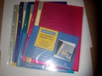 Rapesco 10 pocket Display Books