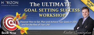 The ULTIMATE Goal Setting Success Workshop