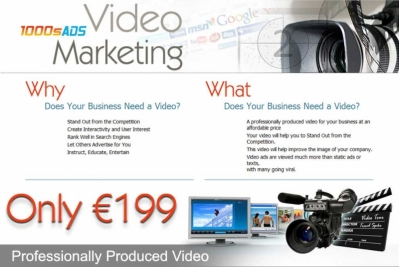 Find out How can YOU use a power of Video to promote Your Business?