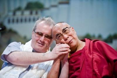 Dalai Lama of Tibet Thursday 18 April 2013
