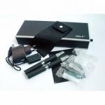 Electronic cigarettes and e-liquids for sale.