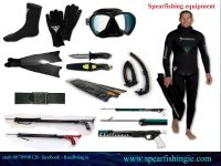 Spearfishing equipment for sale