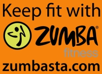 Zumba® Fitness with ASTA classes in D15 and D24.