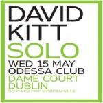 David Kitt at Odessa Club