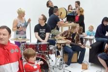 Dermot Lambert Tiny Album Launch at The Village