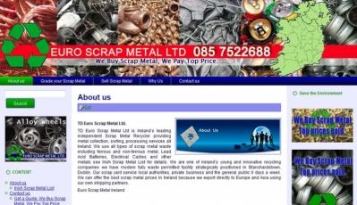 Metal Scrap Wanted in Dublin