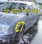 Car wash, Valeting, Polishing at TAS Garage Dublin