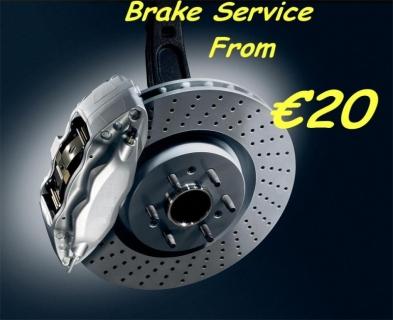 Get a free car brake check at TAS Garage. Car Brakes repaire