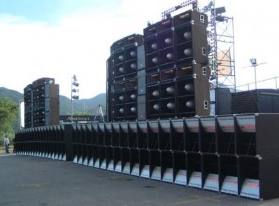 Sound System Hire in Ireland