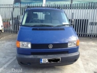 02 VW TRANSPORTER, FOR BREAKING, PARTS