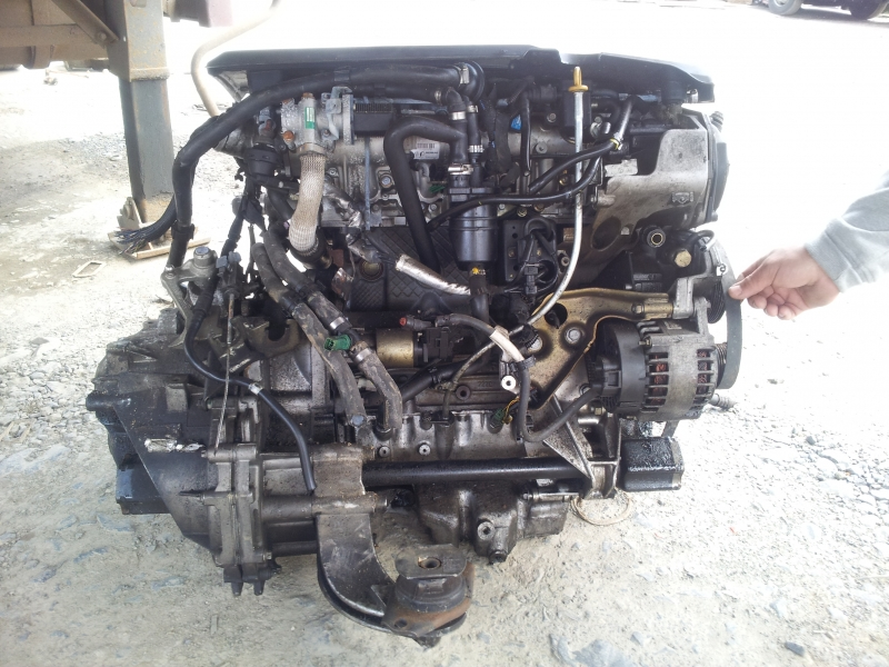 Complete ENGINE Of ALFA ROMEO JTDm Bhp For SALE And Extras - Alfa romeo engines for sale