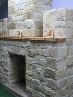THIN STONE CLADDING