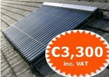 Get Best Solar Water Heating Systems In Ireland