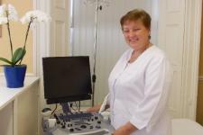 Gydytoja akušerė – ginekologė Vida Načienė