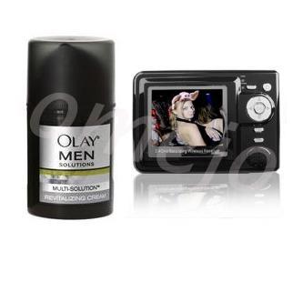 Mens Face Care Bathroom Hidden Camera Wireless Spy Camera