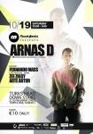 MoodyBeats Presents: ARNAS D in Dublin