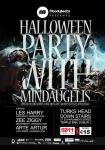 MoodyBeats Halloween Party with MINDAUGELIS in Dublin